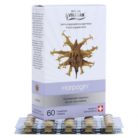 Harpagin (60 tablets) — Vivasan