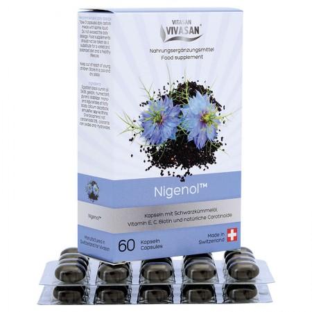 Nigenol (60 capsules) — Vivasan