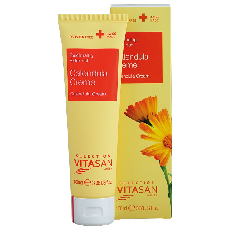 Cream CALENDULA  100 ml.