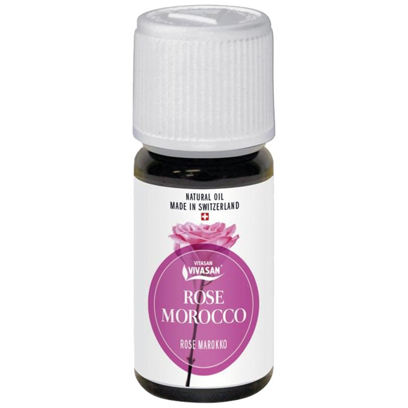 Natural essential oil from Moroccan rose