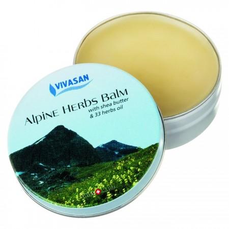 Balm of 33 alpine herbs — Vivasan