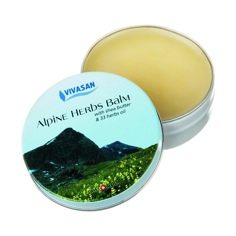 Balm of 33 alpine herbs