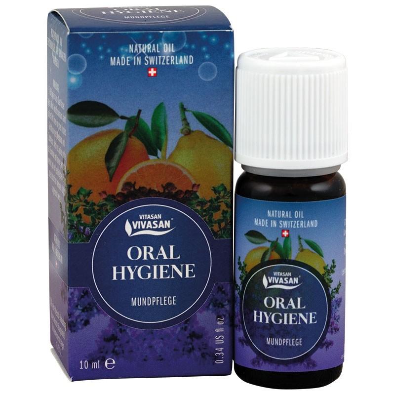 Oral hygiene elixir