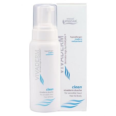 VivaDerm shower foam 250 ml. — Vivasan