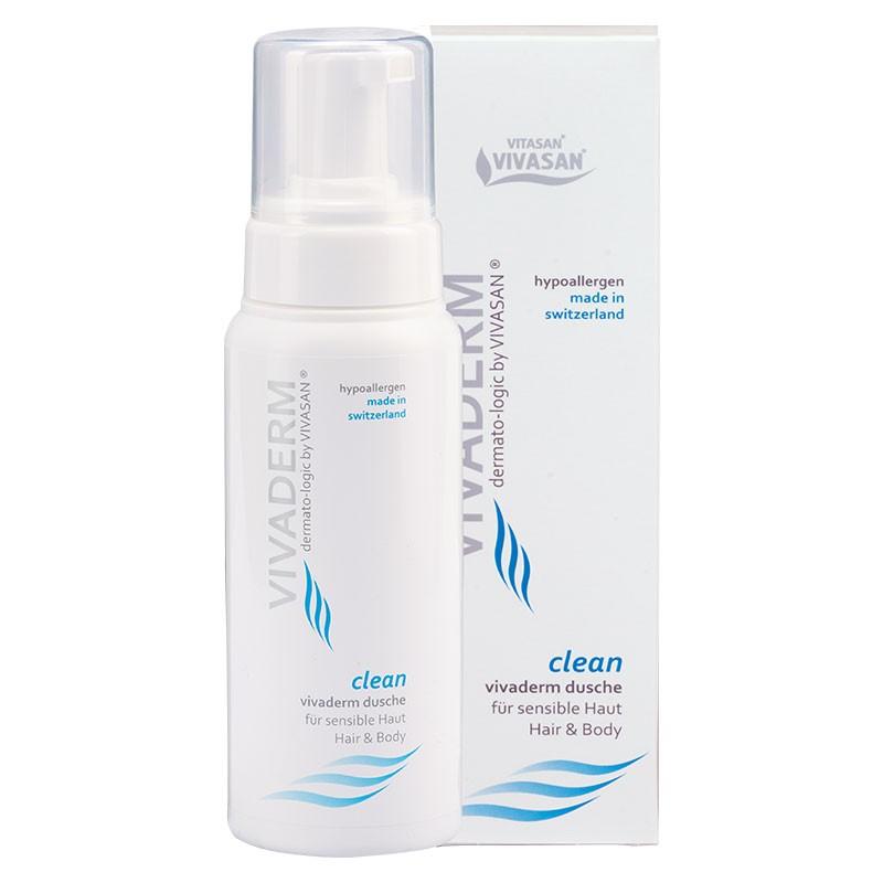 VivaDerm shower foam 250 ml.