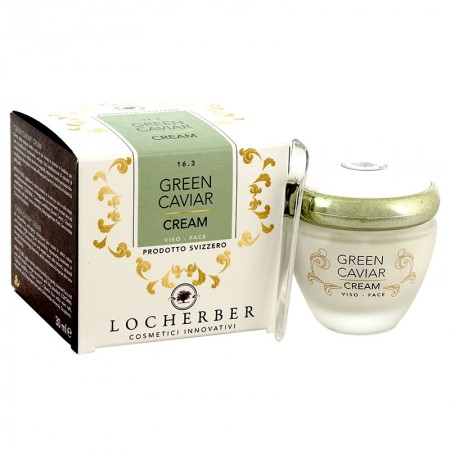 GREEN CAVER CREAM with green seaweed 30 ml. — Vivasan