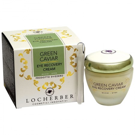 GREEN CAVER eye cream with green seaweed 30 ml. — Vivasan