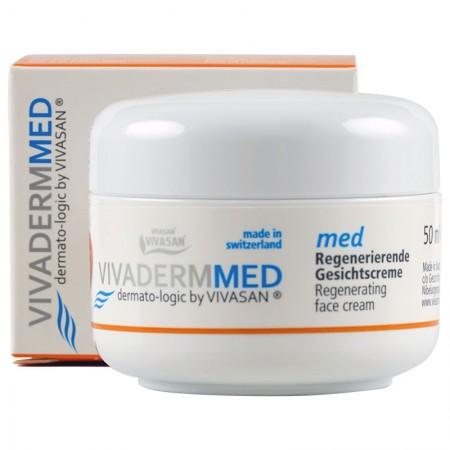 Крем за Лице VivaDerm Med — Vivasan