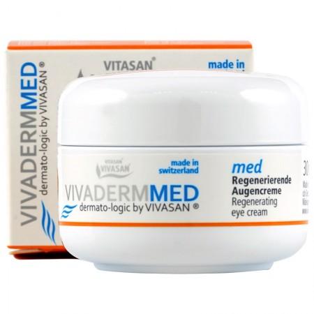 Околоочен Крем VivaDerm Med — Vivasan