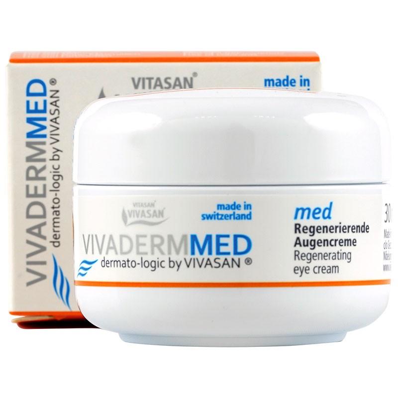 Околоочен Крем VivaDerm Med