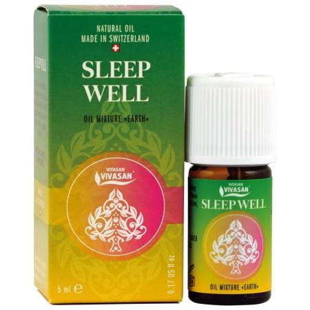A mixture of natural essential oils SLEEP WELL — Vivasan