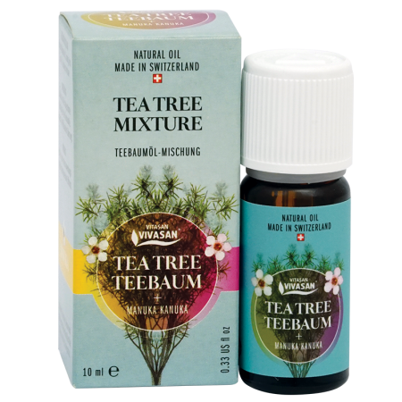 Tea tree essential oil — Vivasan