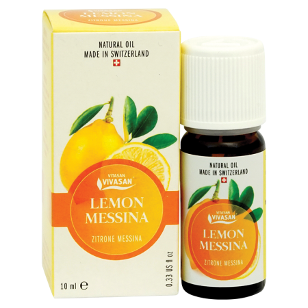 Lemon essential oil — Vivasan