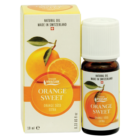 Orange essential oil — Vivasan