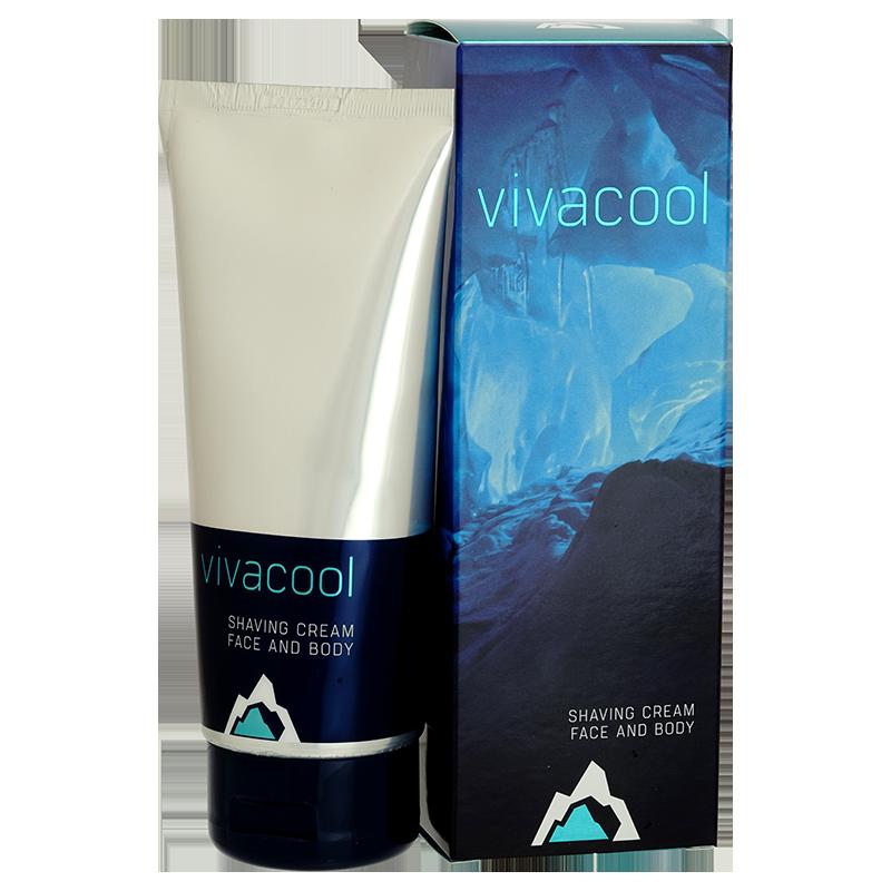 Крем за бръснене VIVA COOL