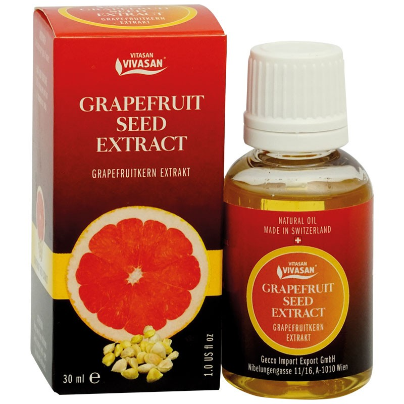 Grapefruit seed extract GSE
