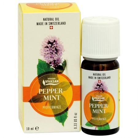 Peppermint essential oil — Vivasan