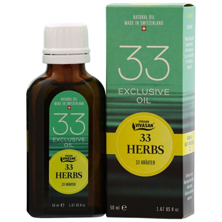 Exclusive 33-herbs essential oil — Vivasan