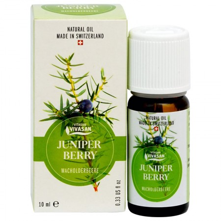 Juniper essential oil — Vivasan