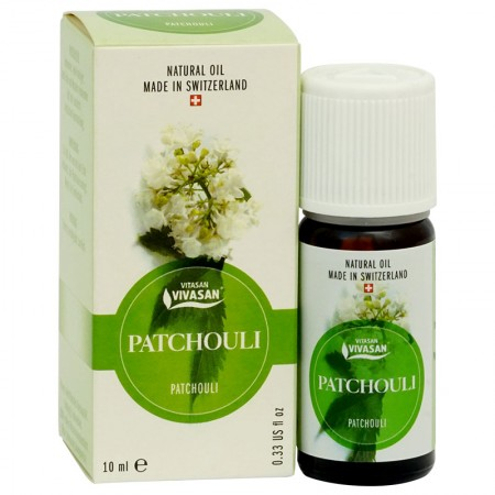 Patchouli essential oil — Vivasan