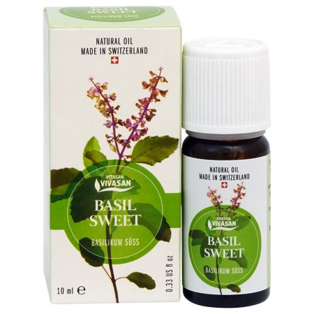 Basil essential oil — Vivasan