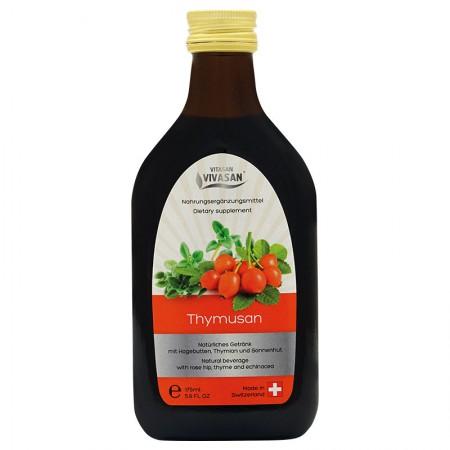 ТИМУСАН - натурална хранителна добавка в течна форма — Vivasan