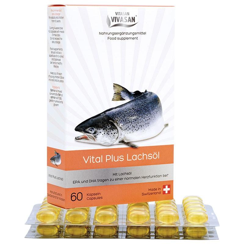 Vital Plus (60 capsules)