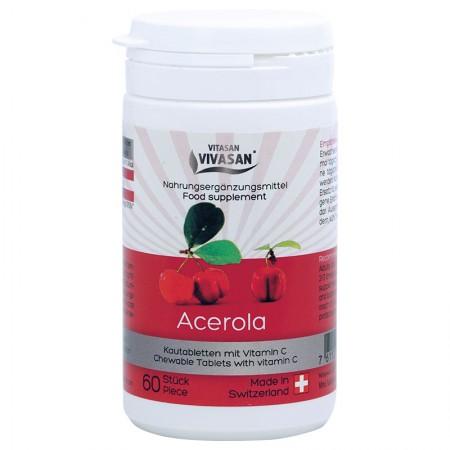 АЦЕРОЛА Натурален Витамин C — Vivasan