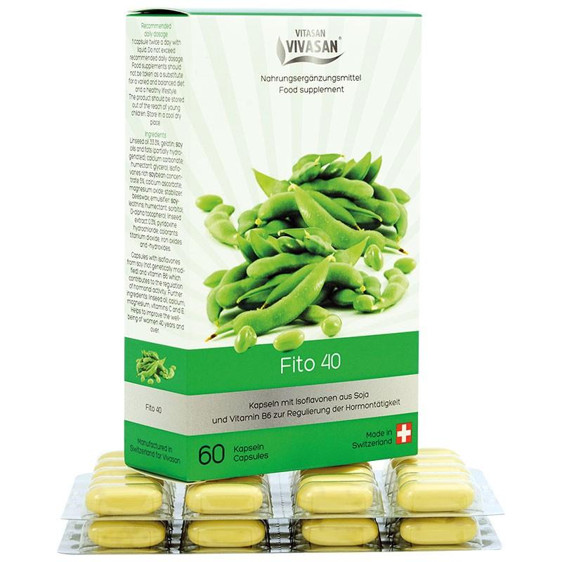FITO 40 (60 capsules)