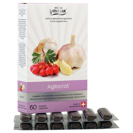 Agliocrat (60 capsules) — Vivasan